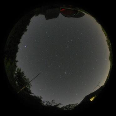 2008年5月3日 城里町ふれあいの里天文台にて