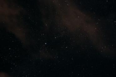 はくちょう座付近 2012年8月12日 城里町ふれあいの里天文台にて
