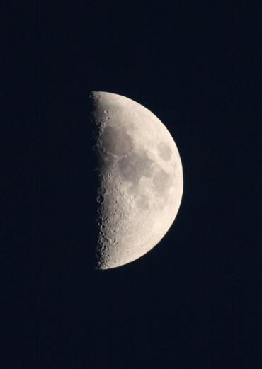 「月面X」 2012年8月24日
