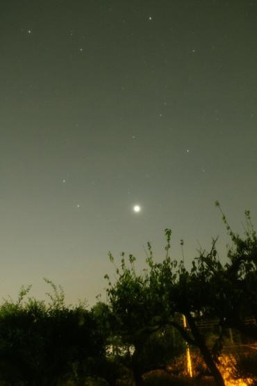 明けの明星 2012年8月29日