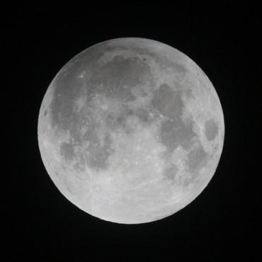 半影月食 2012年11月28日 22:33