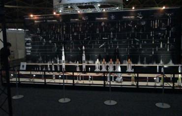 国際航空宇宙展2012での展示