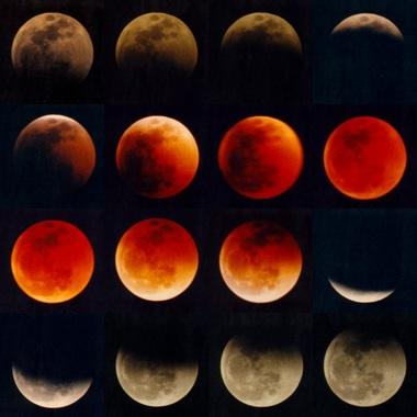 2000年7月16日 皆既月食