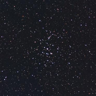 かに座の散開星団M44『プレセペ星団』