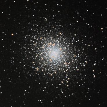 へび座の球状星団M5 2003年3月撮影