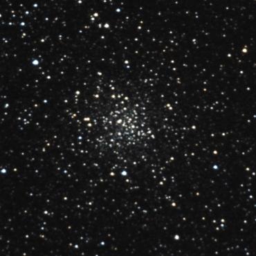 や座の球状星団M71 2005年7月撮影