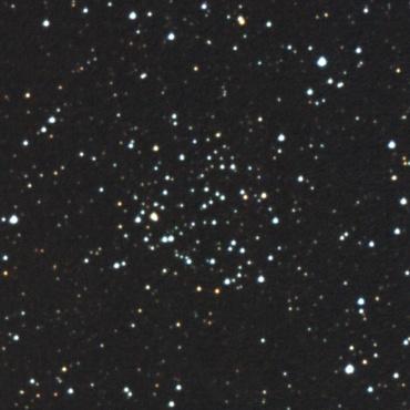 ペルセウス座の散開星団NGC1605