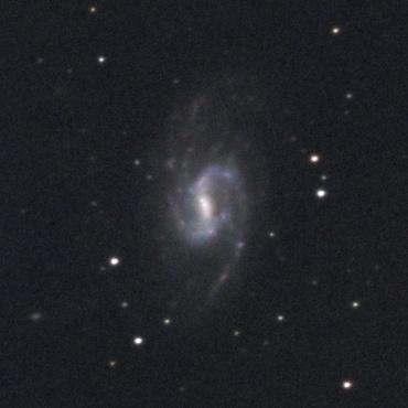 おおぐま座の系外銀河NGC3359