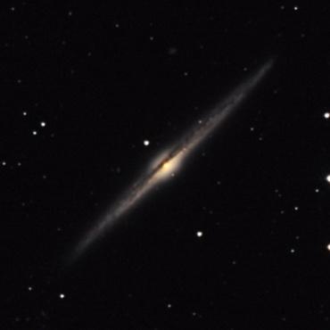 系外銀河NGC4565