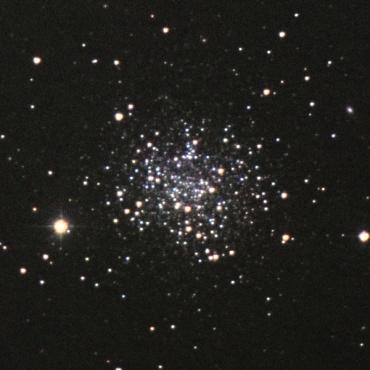 かみのけ座の球状星団NGC5053 2006年2月撮影