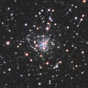 へびつかい座の球状星団NGC6235