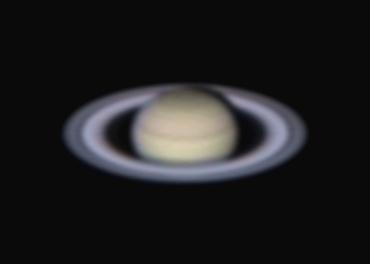 2004年2月19日の土星