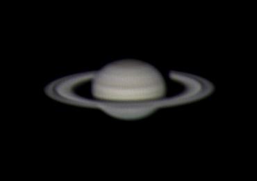 2007年4月27日の土星