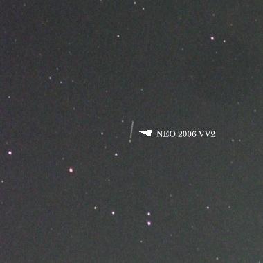 地球近傍天体 2006 VV2