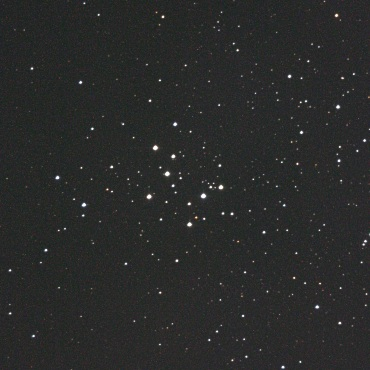 はくちょう座の散開星団M29