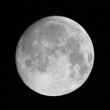 2007年中秋の名月