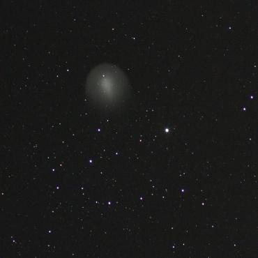 ホームズ彗星 2007年11月16日