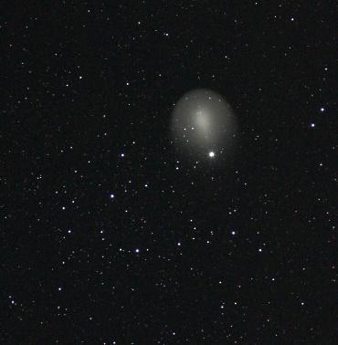 ホームズ彗星 2007年11月19日