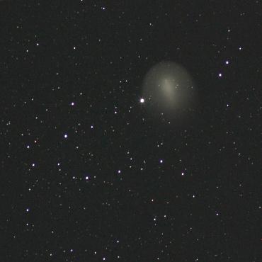 ホームズ彗星 2007年11月21日