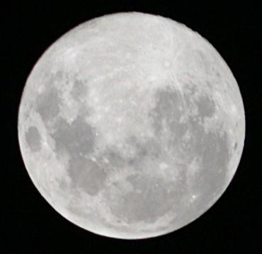 満月 2007年11月24日