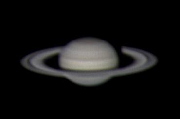 土星 2007年4月27日撮影