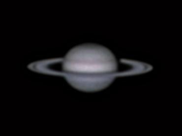 土星 2008年3月22日撮影