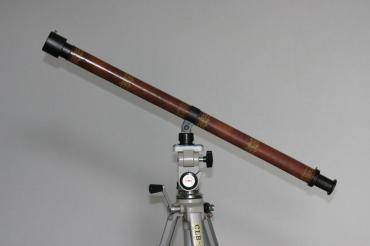 「大人の科学」ふろくのガリレオ式望遠鏡