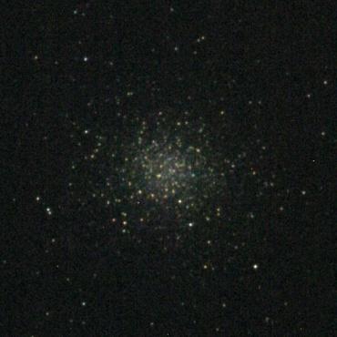 へびつかい座の球状星団M14