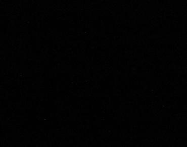 イリジウムフレア(失敗画像)