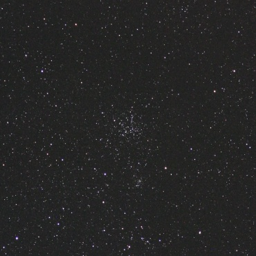 散開星団M38 2008年10月28日