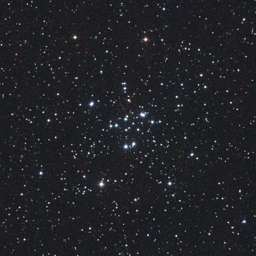 ペルセウス座の散開星団M34 (暫定版)