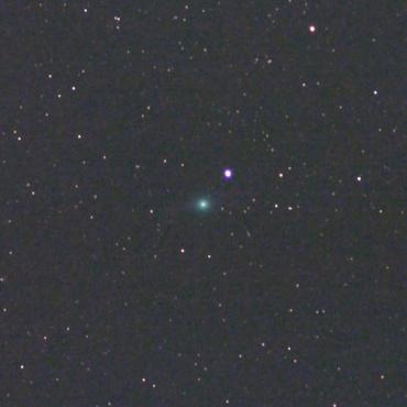 鹿林彗星(C/2007 N3) 2009年1月8日