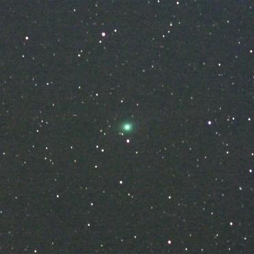 鹿林彗星 2009年1月15日