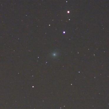 鹿林彗星 2009年2月3日