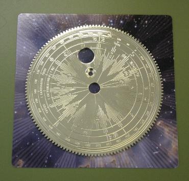 『週刊 天体模型 太陽系をつくる』第7号の部品