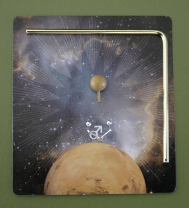 『週刊 天体模型 太陽系をつくる』第12号の部品