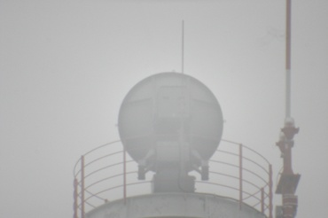 望遠鏡で試写