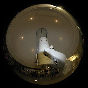 佐治天文台103cm反射望遠鏡