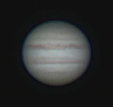 木星 2009年8月4日撮影
