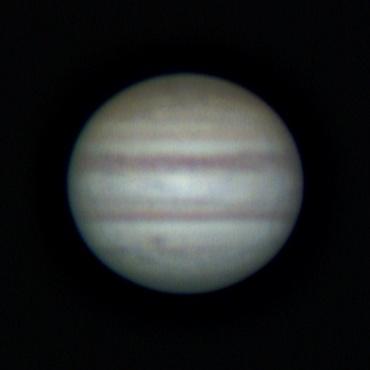 木星 2009年8月13日撮影