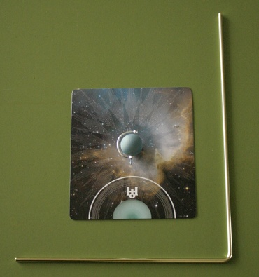 『週刊 天体模型 太陽系をつくる』第31号の部品