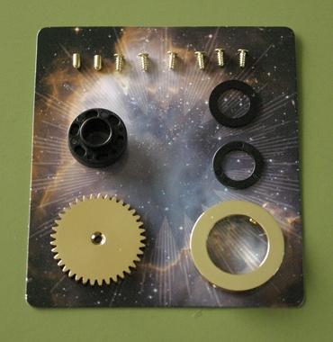『週刊 天体模型 太陽系をつくる』第32号の部品