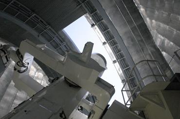 乗鞍コロナ観測所 25cmコロナグラフ