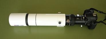 77EDⅡ+50mm延長筒+135mm鏡筒+0.66×DGT