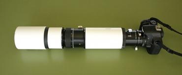 77EDⅡ-ドローチューブ+フロントヘリコイドセット+135mm鏡筒+0.66×DGT