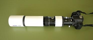 77EDⅡ-ドローチューブ+135mm鏡筒+フロントヘリコイドセット+0.66×DGT