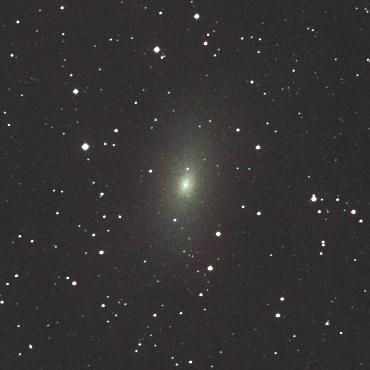 アンドロメダ座の系外銀河M110