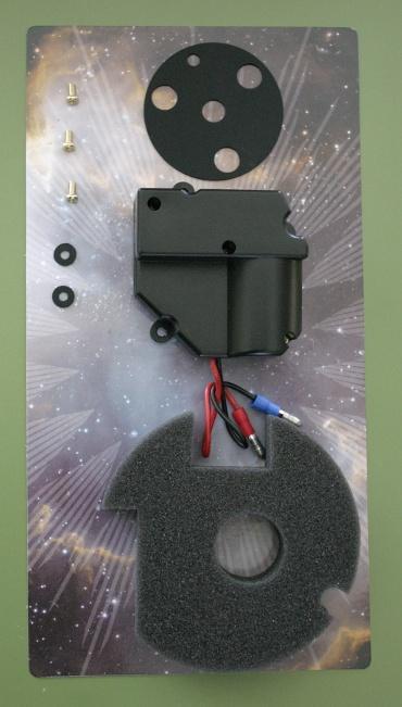 『週刊 天体模型 太陽系をつくる』第50号の部品