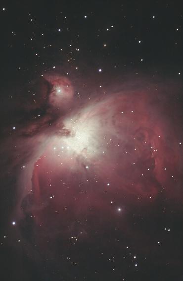 オリオン大星雲 2010年1月9日