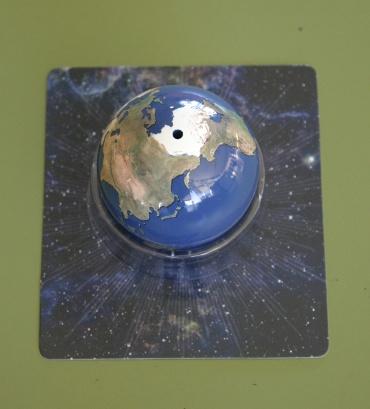 『週刊 天体模型 太陽系をつくる』第52号の部品